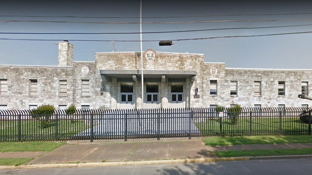 Historic Chattanooga Readiness Center National Guard Armory Restoration