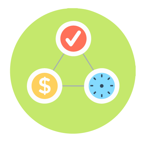 Icon for Project planning page