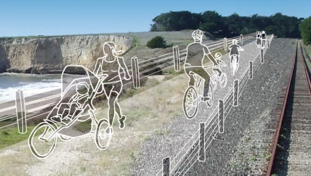 Santa Cruz Rail Trail Project