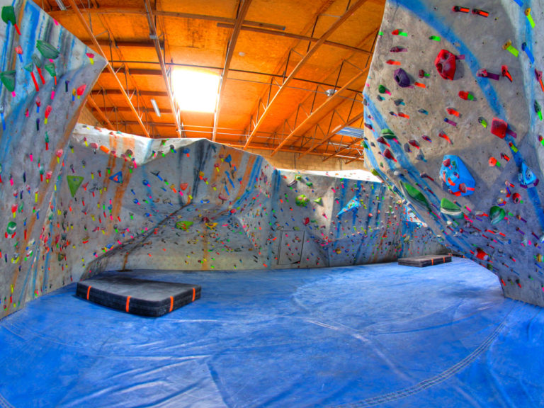 The Pad Climbing Gym