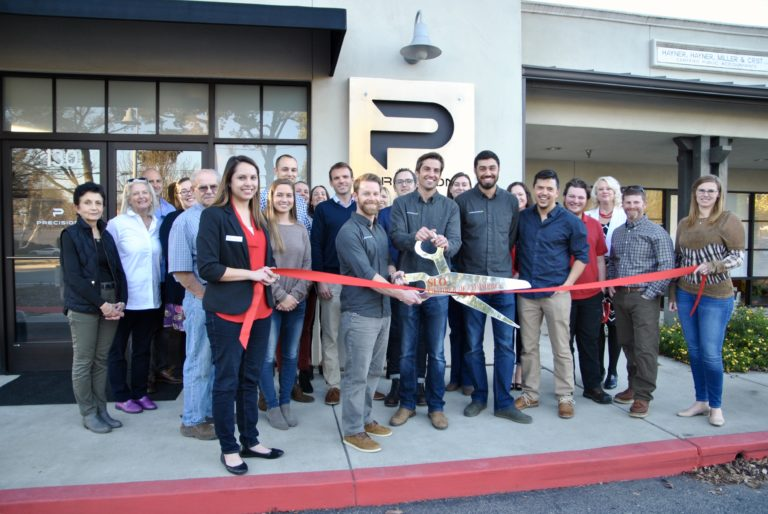 New Office Building Ribbon Cutting