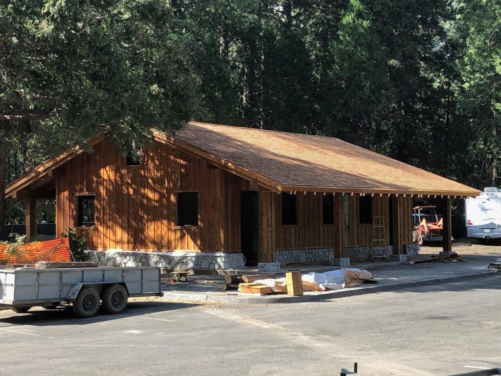 Precision Construction Services Awarded New Construction Contract for Island Plaza in Yosemite National Park
