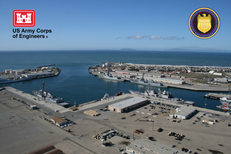 Precision Construction Services Awarded New NCIS Construction Contract at the Naval Base in Ventura County